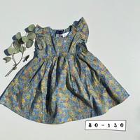 小花柄OP/Little s.t.by s.t.closet'20SS/A37554