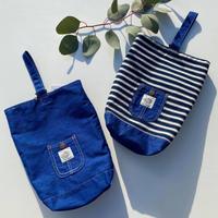 シューズバック BLUE BLUE/OCEAN&GROUND/1615004