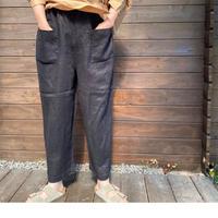Linen Front Pocket Pants/nachukara'20ss/83901