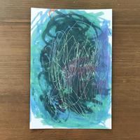 KAPポストカード「海中」