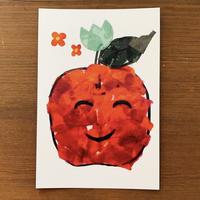 KAPポストカード「リンゴ」
