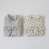 Baby flower ワンピース