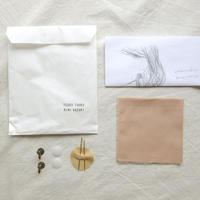 耳飾り刺繍キット(イヤリング)