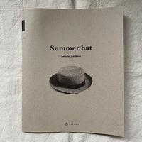 summer hat book