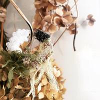 カラフルイヤリング-木々オリジナル-編み物キット