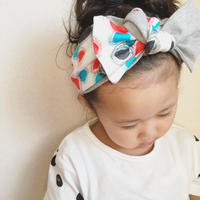 Kids ribbon turban