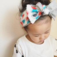 Kids ribbon turban
