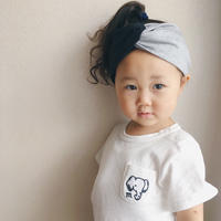 Kids T-shirt turban