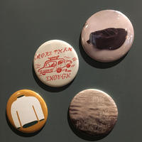 STOMACHACHE.×CHILL!  Magnets'' 4set