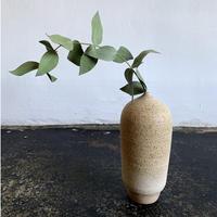 Blake beaudette  - Bud Vase with wood bottom -