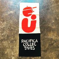 「考える少年」型染め布 Tomoe Miyazaki x Keita Miyairi x Pacifica Collectives