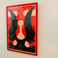 Francesco lgory Deiana Silkscreen print (ed100)
