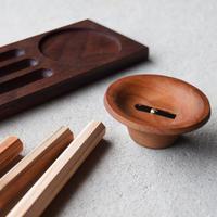 木聞器 セット002 - ブラックチェリー