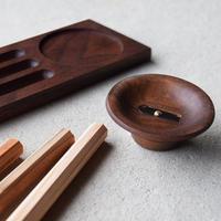 【ご注文受付中】木聞器 セット001 - ウォルナット