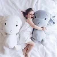 可愛いウサギ 大きい  ぬいぐるみ   抱き枕  もちふわクッション 50cm