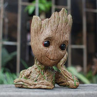 I AM GROOT!グルート ベビー・グルート かわいい植木・花 小鉢