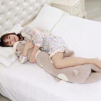大人気!キリン  抱き枕 ぬいぐるみ  添い寝まくら 100cm