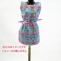 m08  キキパルフェミニチュア生地 ポットちゃん50cm×25cm