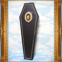 kki.1903 ゴシック棺BOX。