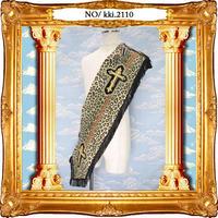 kki.2110 勲章とクロスのレオパードロイヤルサッシュ(懸章)。