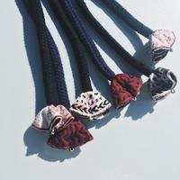 カンタ刺繍の紐ベルト