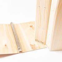 「普通に、木の文具」シリーズ 木のふぁいる フルリング