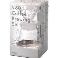 『HARIO』V60コーヒーブリューイングセット VDST-02T HARIO(ハリオ)