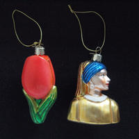 Ornament Vermeer/tulip