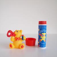 PUSTEFIX社 ベア&チューブ シャボン玉