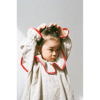 fuchidori dress natural (kids)
