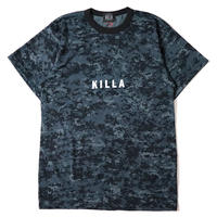 NEW ESSENTIAL LOGO S/S TEE MIDNIGHT DIGTAL CAMO