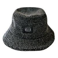 NEW ESSENTIAL BOX LOGO BOA BUCKT HAT BLACK
