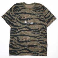NEW ESSENTIAL BOX LOGO S/S TEE TIGER CAMO
