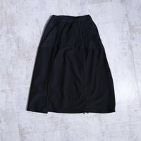 200213ドローコードスカート(黒)
