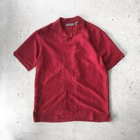 ⦅CUVAERA⦆S/S オープンカラーシャツ