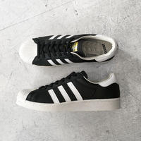 "⦅adidas⦆""SUPERSTAR BOOST"" ブラック/ホワイト"