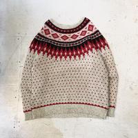 ⦅WOOLRICH⦆ノルディックセーター