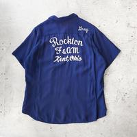⦅King Luvie⦆60'S キングルイ USA製  ボーリングシャツ