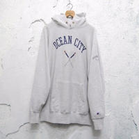 【champion】90s reverse weave hooded sweat shirt