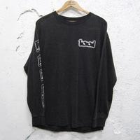 【tool】band L/S  tee