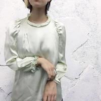 【miu miu】Silk Blouse