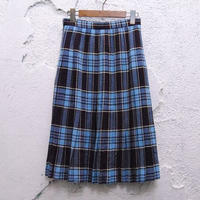 made in SCOTLAND pleats skirt