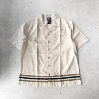 ⦅John Blair⦆DEAD STOCK  S/S オープンカラーシャツ