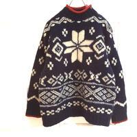 【Ralph Lauren】ノルディック ニットセーター