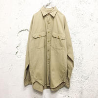 50's ''HERCLES'' Vintage Work Shirts