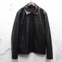 """TOMMY HILFIGER"" leather jacket"
