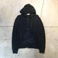【Calvin Klein】ジップアップ  パーカー