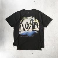"""Korn"" リメイク S/S Tシャツ"