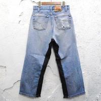 Levi's REMAKE denim wide pants