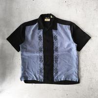 ⦅Cubavera⦆S/S オープンカラーシャツ